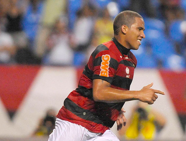 Jael gol Flamengo (Foto: André Portugal / VIPCOMM)