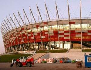 Estádio Nacional de varsóvia (Foto: Getty Images)