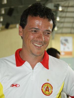 Fernando Diniz Atlético Sorocaba (Foto: Marianna Barreto)