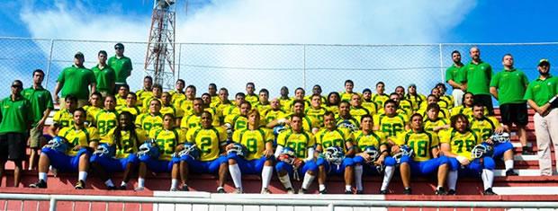 Futebol Americano (Foto: Assessoria)