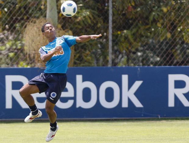 Marquinhos Paraná, volante do Sport (Foto: Washington Alves/VIPCOMM)