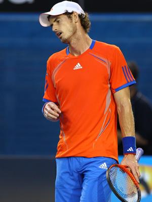 Andy Murray tênis Australian Open semifinal (Foto: AP)