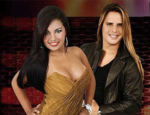 cantores Paulinha e Marcus (Foto: Reprodução / Site Oficial)