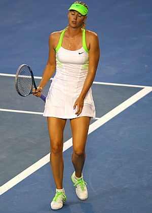 Maria Sharapova tênis Australian Open final (Foto: Getty Images)