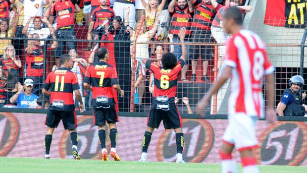 Sport x Náutico (Foto: Aldo Carneiro)