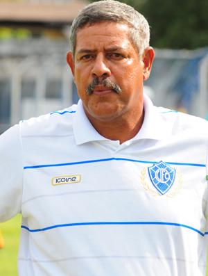 Marcos Nunes, técnico do Vitória-ES (Foto: Fábio Vicentini/A Gazeta)