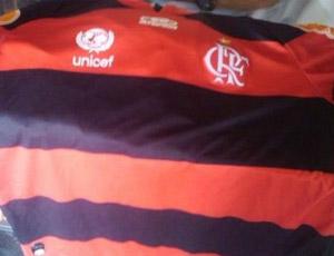 Supostas novas camisas do Flamengo vazam na internet (Foto: Divulgação)