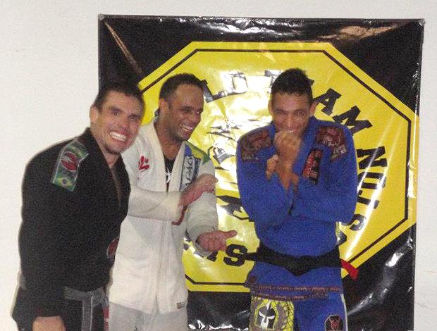 MMA Charles Do Bronx (Foto: Arquivo Pessoal)