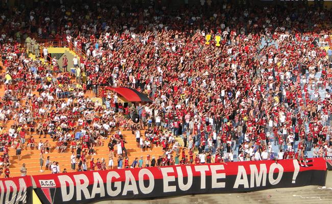 torcida atletico go Brasileiro: e lá vem o Segundo Turno...