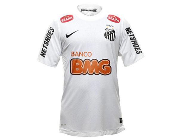 nova camisa do Santos (Foto: Nike / Divulgação)