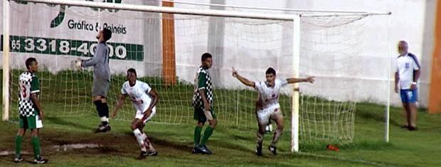 União vence pela primeira vez o Mato-grossense de Futebol (Foto: Reprodução/TVCA)