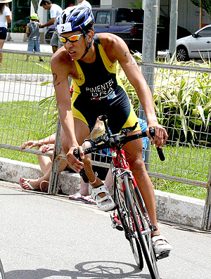 Danilo Pimentel triatleta (Foto: Pauta Livre / Divulgação)
