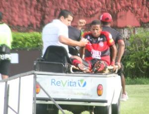 Wellington Saci - Vitória (Foto: Divulgação / Vitória)