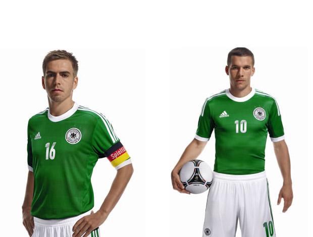 camisa Alemanha (Foto: Divulgação)