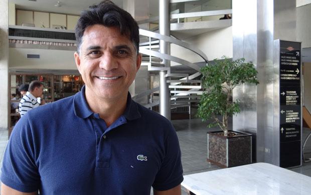 Ricardo Rocha (Foto: Elton de Castro / GloboEsporte.com)
