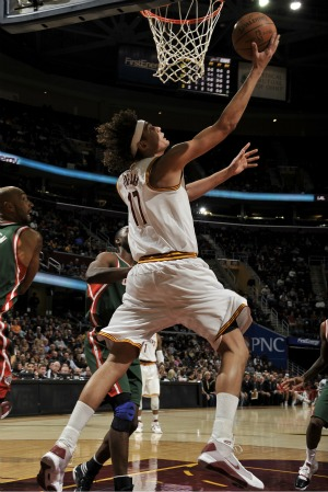 NBA Anderson Varejão Cleveland Cavaliers (Foto: Getty Images)