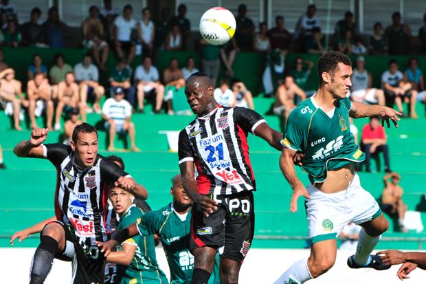 Guarani vence o Paulista por 2 a 1, pelo Paulistão (Foto: Rodrigo Villalba / MemoryPress)