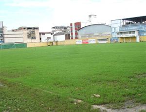Estádio Gil Bernardes, do Tupy-ES (Foto: Divulgação/EC Tupy)
