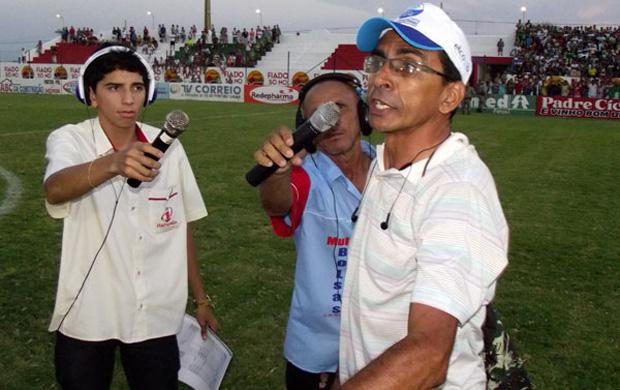 José Ivan, integrante da Junta Governativa do Naça (Foto: Damião Lucena)