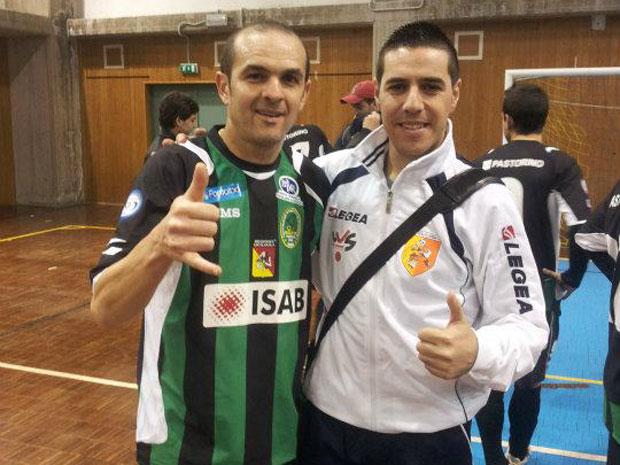 Fininho Futsal (Foto: Divulgação/Arquivo Pessoal)
