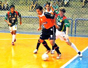 Carlos Barbosa vence amistoso de futsal (Foto: Reprodução / Site Oficial)