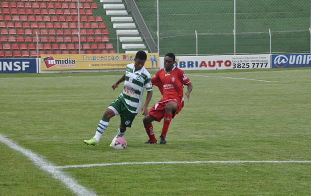 Mamoré derrota o Boa Esporte em Patos de Minas. (Foto: Assessoria de Imprensa Boa Esporte)