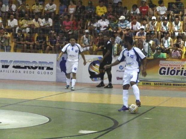Itabi vence Gararu na Copa TV Sergipe de Futsal (Foto: Vieira Neto/Divulgação)