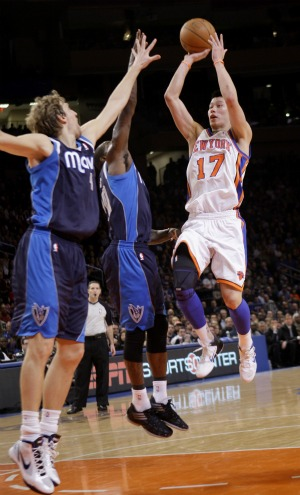 NBA Jeremy Lin New York Knicks (Foto: AP)