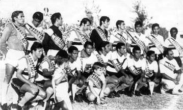 Ferroviário, campeão 1968, invicto (Foto: Divulgação/Ferroviário)