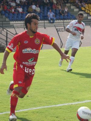 atlético sorocaba (Foto: Eric Mantuan / GLOBOESPORTE.COM)