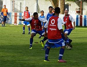 Fortaleza fez último treino antes da partida contra o Crato (Foto: Divulgação / Fortaleza)
