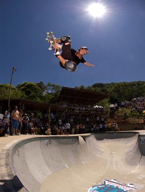 Pedro Barros bowl florianopolis (Foto: Divulgação)