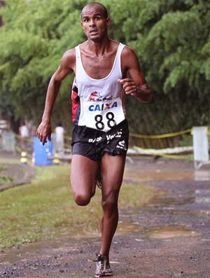 Gilberto Lopes no sul americano de cross country (Foto: Marco Ferreli/ CCBAt)
