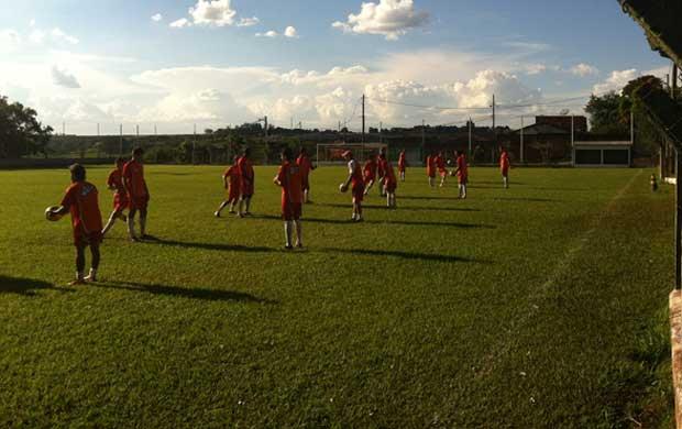 Uberaba Sport retorna aos treinos (Foto: Luiz Vieira/GLOBOESPORTE.COM)