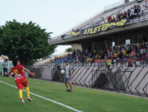 Luan Atlético Sorocaba (Foto: Eric Mantuan / GLOBOESPORTE.COM)