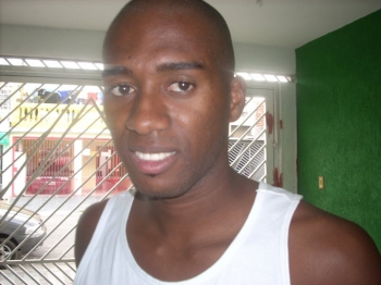 Erivelto, atacante do Botafogo-PB (Foto: Divulgação)