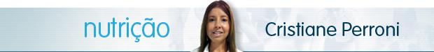 EU ATLETA header Cristiane Perroni Nutricionista (Foto: Editoria de Arte / Globoesporte.com)