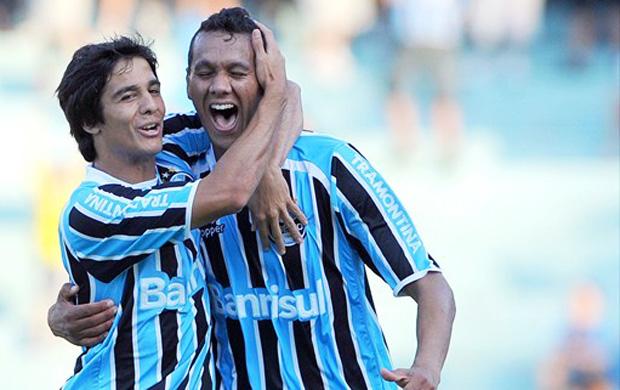 xodó (Edu Andrade/Grêmio FBPA)