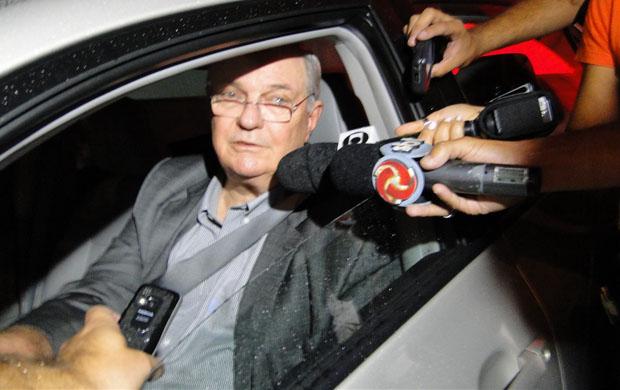 Gilvan de Pinho Tavares diz que acordo com Montillo está próximo (Foto: Leonardo Simonini / Globoesporte.com)
