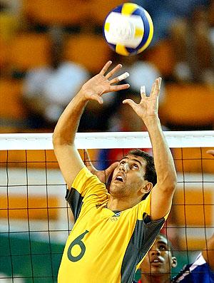 Mauricio vôlei Brasil (Foto: Divulgação / COB)