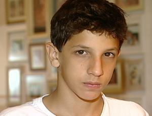 Matheus Lima, capixaba finalista do 'Peneira do Pnera' (Foto: Reprodução/TV Gazeta)