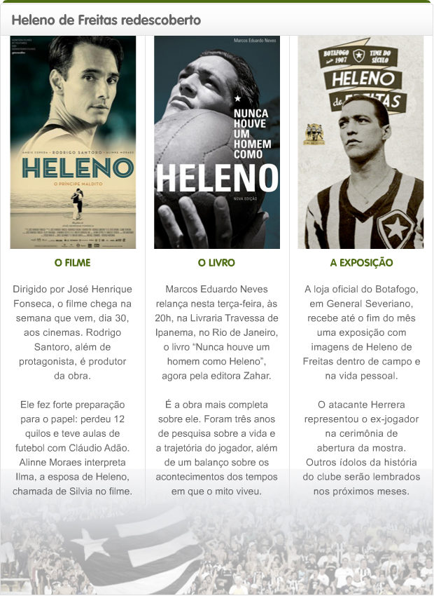 info Heleno de Freitas (Foto: Arte esporte)
