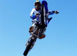 Estádio da Penapolense terá show de motocross (Foto: Divulgação)