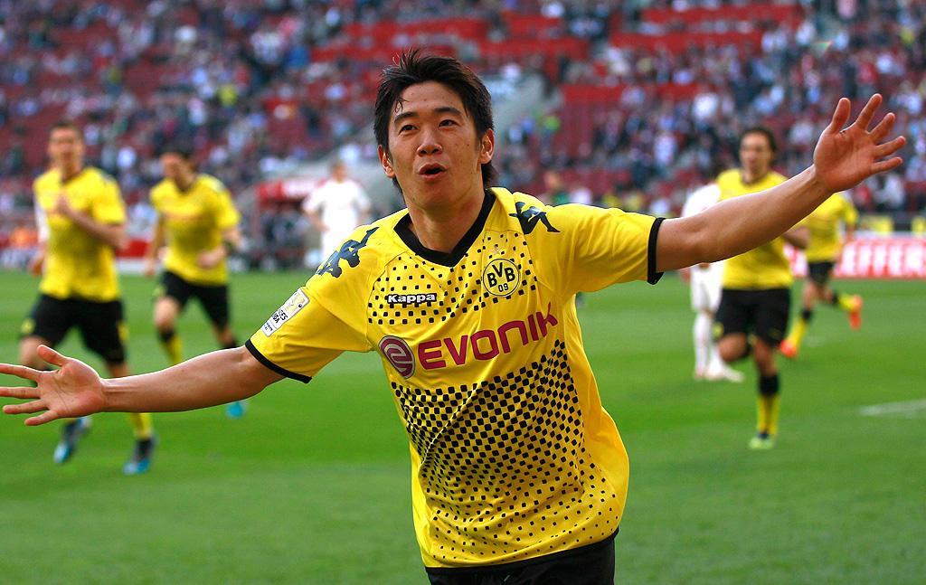 Messi japonês do Borussia Dortmund revela que irá para Manchester United  41cf1b8768f60