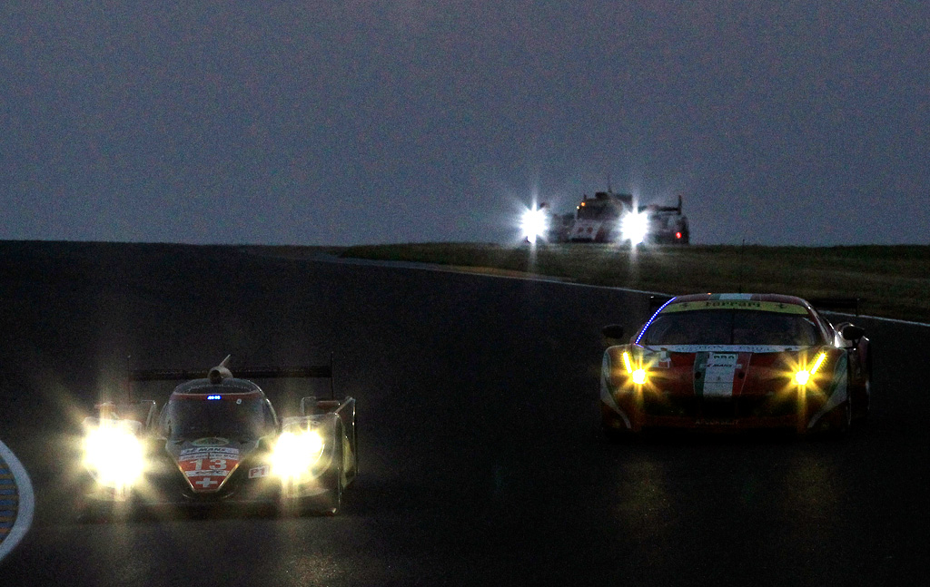 Audi Faz Hist 243 Ria Nas 24h De Le Mans Com A Primeira
