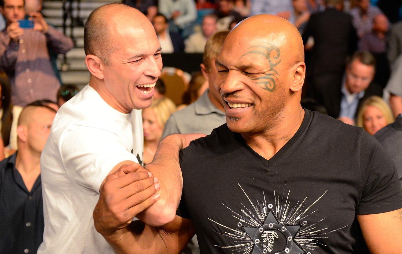 'Não teria chance', diz Tyson sobre possível luta com ...