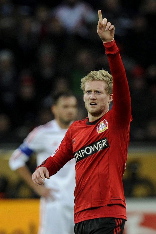 Bayer Leverkusen confirma acordo para Schürrle fechar com o Chelsea