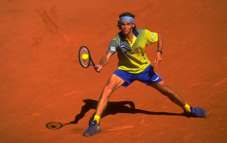 Guga pleta 20 anos de ttulo em Roland Garros e recorda