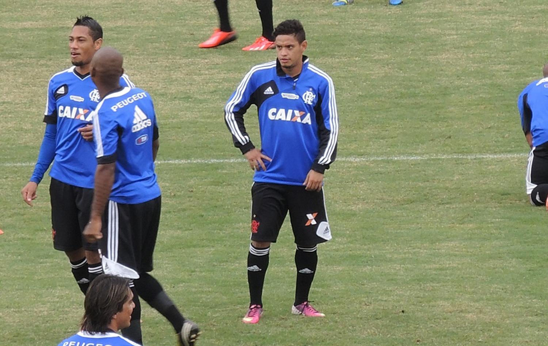 Curtinha: Jayme mantém Cadu fora da lista de relacionados do Flamengo