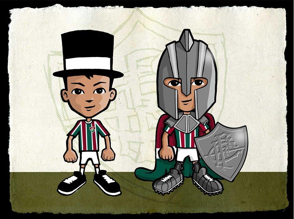 Resultado de imagem para Fluminense mascote
